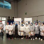 La Fundación Down Zaragoza visita la fábrica de Tostados de Calidad